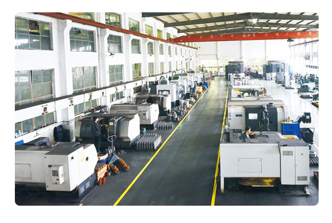 HG Machinery Group Co.,Ltd. Factory